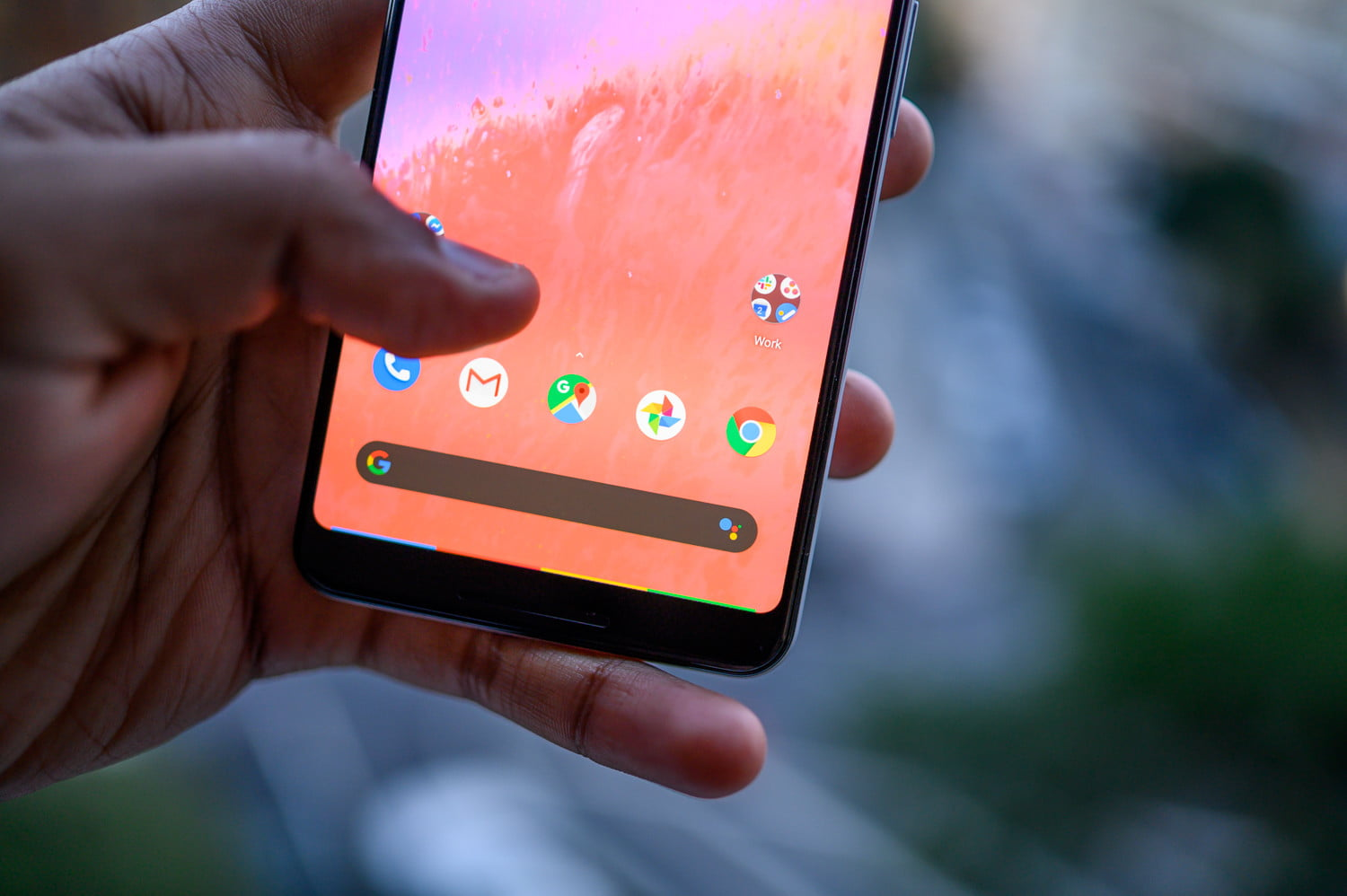 Gesture Navigation Android Q